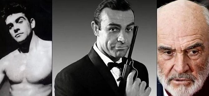 Sean Connery, 87 let