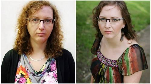 Kompletní změna vizáže: Lucie (32)