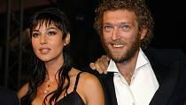 Druhým manželem Monicy Bellucci byl Vincent Cassel.