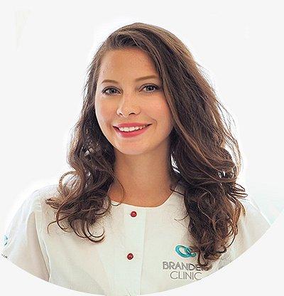 MUDr. Mária Rakúsová, dermatoložka Brandeis Clinic