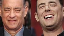 Tom Hanks a Colin Hanks