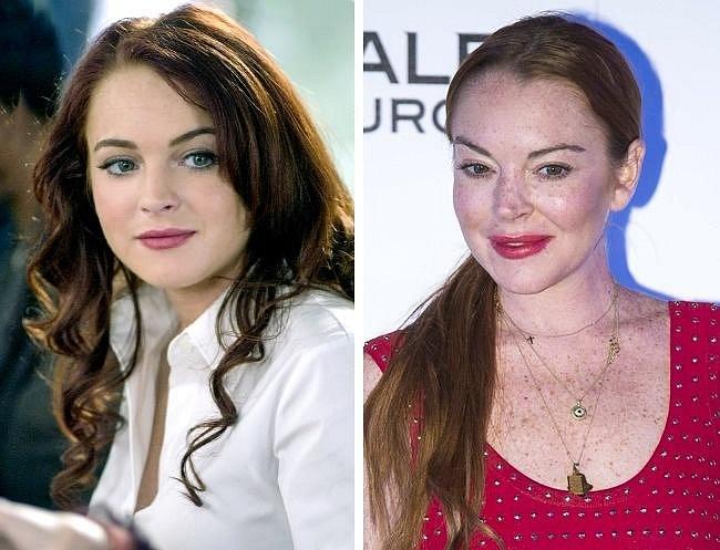 Lindsay Lohan, 31: Lindsay je problémový člověk, známé jsou její alkoholické eskapády, následné odvykací léčby, herečka má za sebou také desítky románků se svými kolegy, má podivný vztah s matkou, se kterou se neváhá líbat na ...
