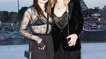 Dcera Frances Bean s matkou Courtney Love
