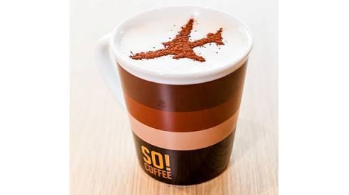 Adventní kalendář: Vyhrajte lahodnou kávu z kavárny SO! COFFEE!