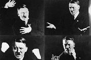 Řečnickou gestikulaci prý Adolf Hitler trénoval pod vedením Hanussena.