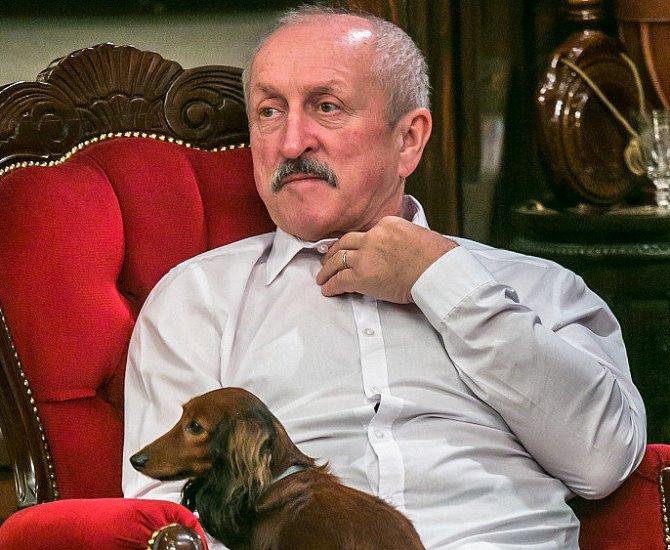 Oldřich Navrátil v seriálu Krejzovi