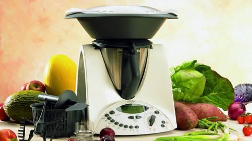 Vyhrajte univerzálního kuchyňského robota Thermomix za více než 25 000 Kč