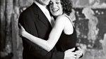 Sarah Jessica Parker si v černých šatech brala Matthewa Brodericka v roce 1997. Tato barva je hodně netradiční.