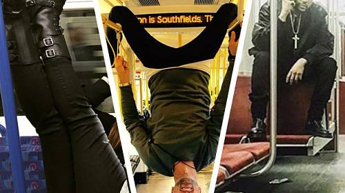 Neuvěříte, kolik VIP NEVYCHOVANCŮ a PRASAT můžete potkat v metru! Co si o sobě myslí?