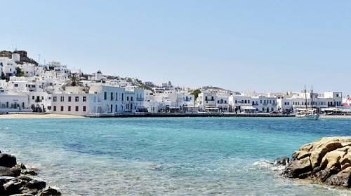 Na dovolené v Řecku po stopách známých filmů