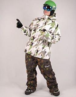 Snowboard, Oblečení, Freestyle