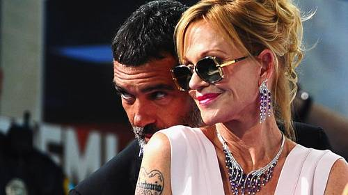 Antonio Banderas posedlý láskou