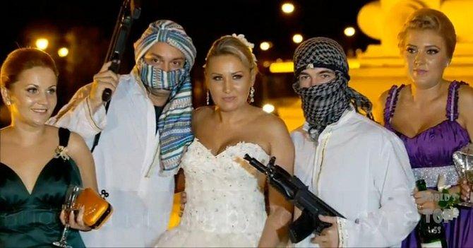 Únos nevěst