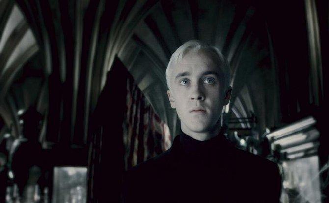 Harry Potter a Princ dvojí krve - Tom Felton coby Draco Malfoy