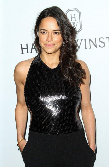 Herečka Michelle Rodriguez