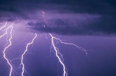 Jak se chránit před bleskem?