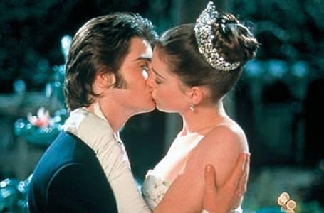 Královská romantika ve filmech