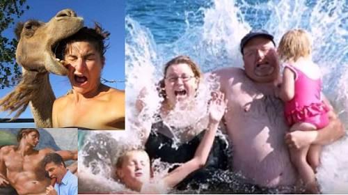 fotky z dovolené, které si za rámeček nikdo nedá