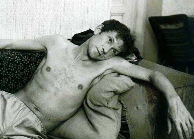 František Husák jako Ludánek Homolka