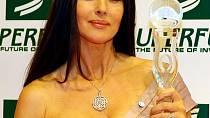 Monica Bellucci je jako herečka velmi úspěšná.
