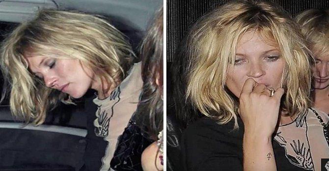 Známá modelka Kate Moss to kdysi nepřeháněla pouze s alkoholem, ale i s drogami!