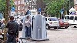 Veřejné toalety Amsterodam