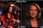 Herečka Aliza Gur coby Vida