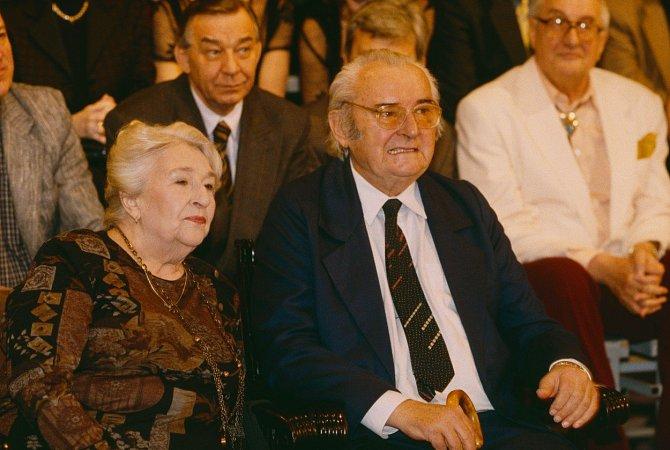 Jiří Sovák byl velký puntičkář.
