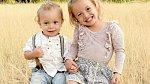 Ze tří dětí jsou jen dvě zdravé.