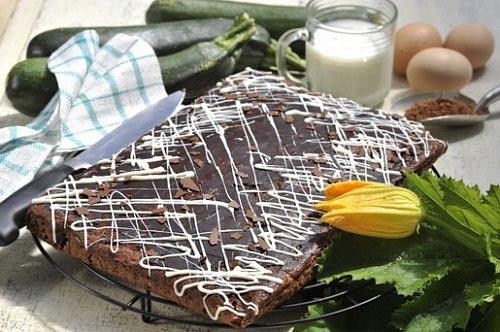 Top recepty na sobotu: Rychlé moučníky z cukety