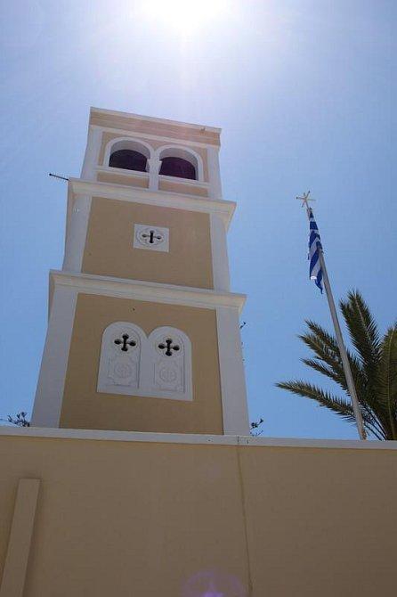Kostel ve městečku Ierápetra