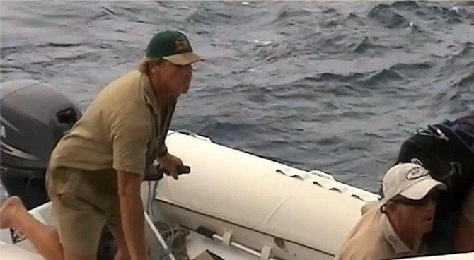 Steve Irwin (+ 4. září 2006)