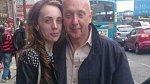 Hannah s tatínkem
