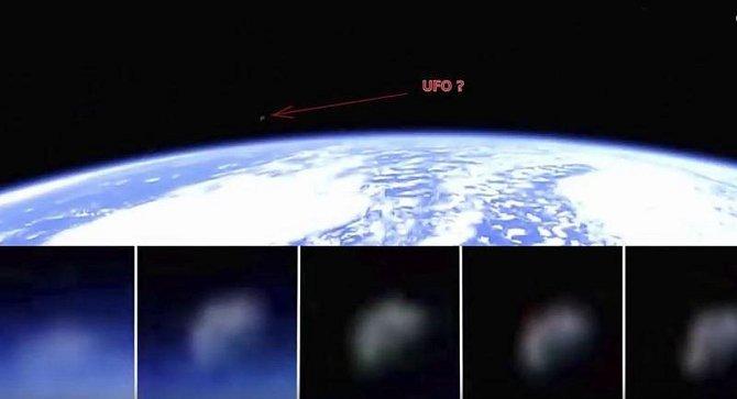 A do třetice UFO.