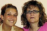 Iveta B. a její dcera Magda - soutěžící o Proměnu