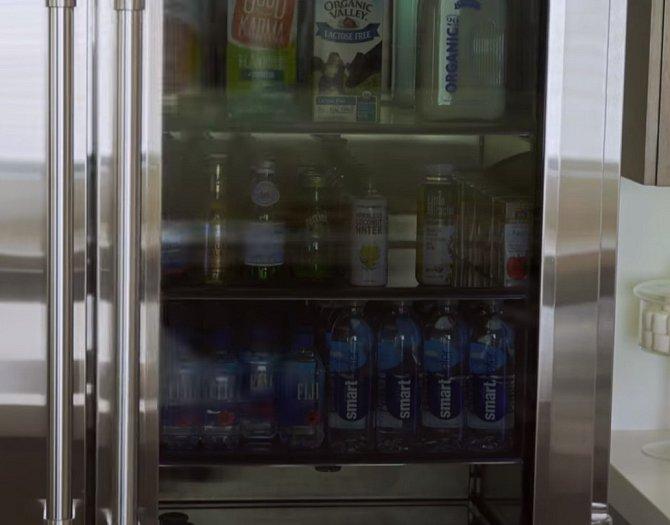 Kourtney přiznává, že má obsedantně kompulsivní poruchu a pije pouze balené vody.