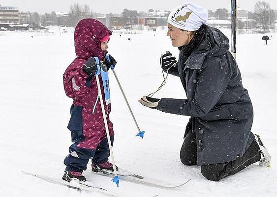 Sport je nedílnou součástí královské rodiny.