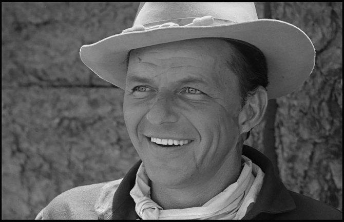 """Frank Sinatra: """"Ztratil jsem to."""""""