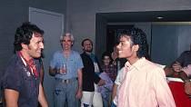 Bruce Springsteen začínal ve stejné době jako Michael Jackson.
