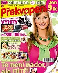Časopis Překvapení