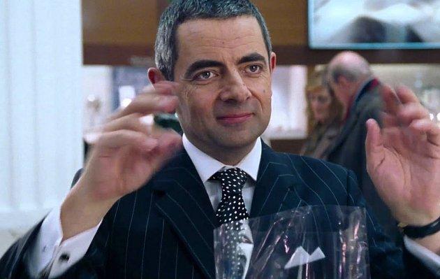 Rowan Atkinson měl být původně andělem