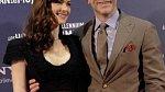 Daniel Craig s manželkou Rachel Weiszovou