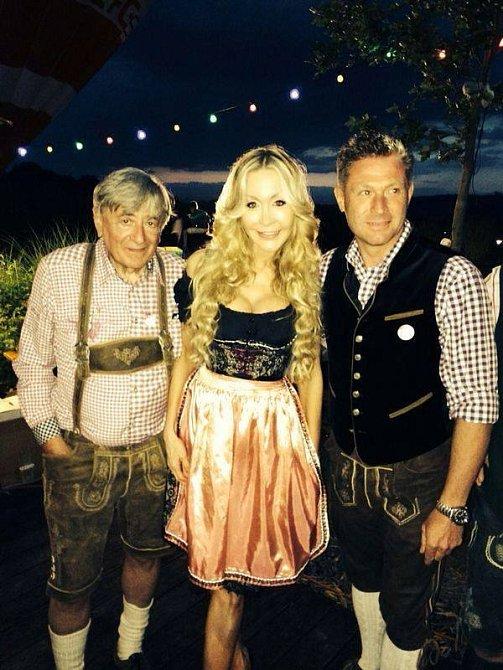 Dolly Buster žije od 80. let v Německu.