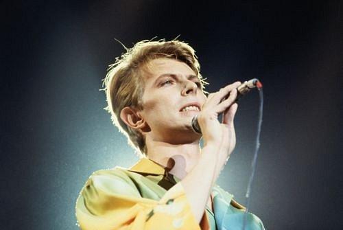 Mindrák, David Bowie