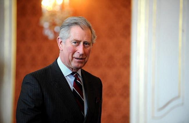 Charles, princ z Walesu, současný následník trůnu