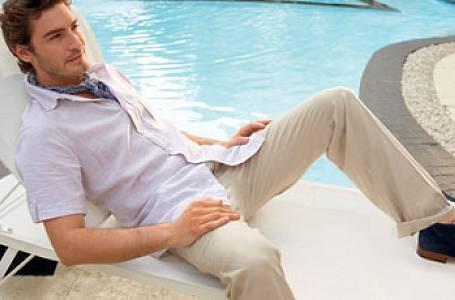 Pánská móda pro jaro/léto 2011: Muži odhalují kotníky…