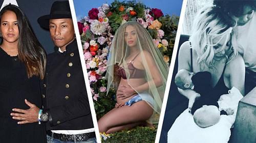 Nejbohatší celebrity oznámily šokující zprávy: Radost jim budou dělat dvojčata a dokonce i trojčata!