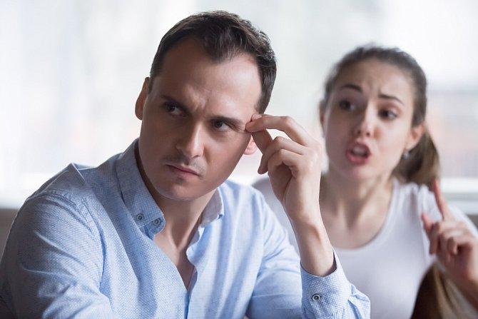 Výčitky nezabírají. Na city neslyší a vaše rozpoložení ho nezajímá.