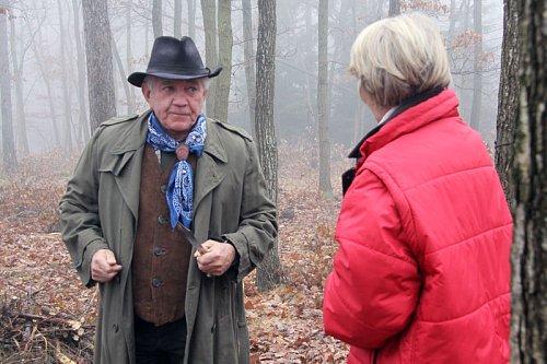 Herecké legendy v novém českém seriálu