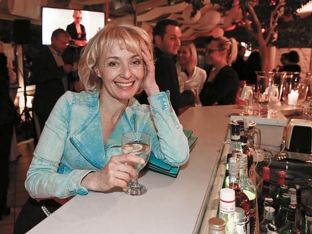 Veronika Žilková se podle svých slov nikdy nezastaví a je za to ráda.